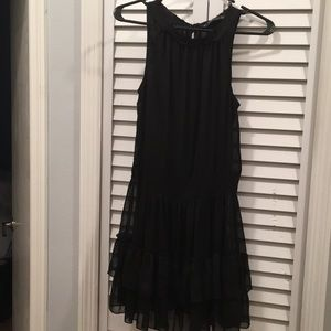Zara Black Cocktail Dress